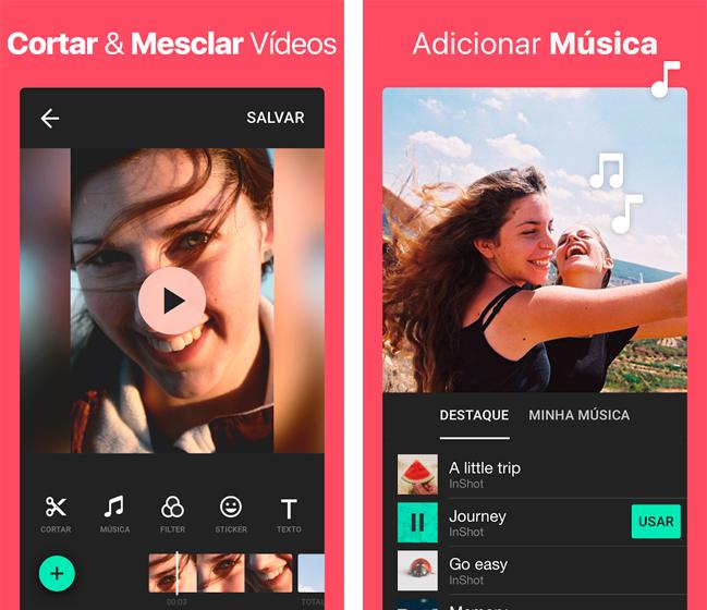 Baixar APK de Editor de Vídeo e Foto Música de graça para Android
