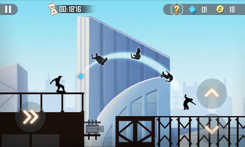 Donwload do jogo Shadow Skate grátis