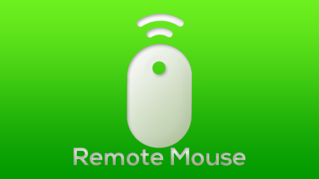 Remote mouse app mac download