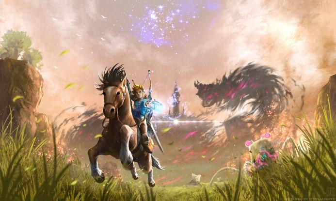 Vaza a data de lançamento do novo Zelda