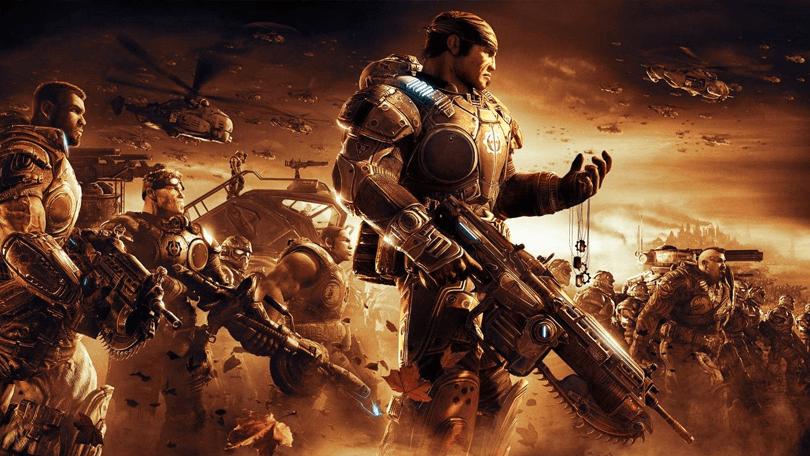 BGS 2018 terá torneio competitivo de Gears of Wars