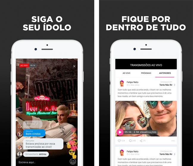 Baixar Felipe Neto Oficial para iOS