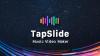TapSlide - Criador de vídeos musicais download - Baixe Fácil