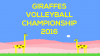 Giraffes Volleyball Championship 2016 download - Baixe Fácil