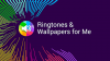 Ringtones & Wallpapers for Me para Android download - Baixe Fácil