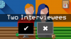 Two Interviewees para Windows download - Baixe Fácil