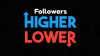 Followers Higher Lower para Android download - Baixe Fácil