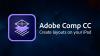 Adobe Comp CC para iOS download - Baixe Fácil