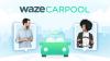 Waze Carpool - App de caronas do Waze para Android download - Baixe Fácil