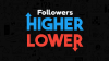 Followers Higher Lower para iOS download - Baixe Fácil