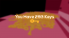 You Have 293 Keys para Linux download - Baixe Fácil
