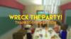 Wreck the Party! Thanksgiving Edition para Mac download - Baixe Fácil