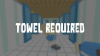 Towel Required! para Android download - Baixe Fácil
