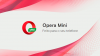 Opera Mini para Windows Mobile download - Baixe Fácil