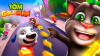 Talking Tom Gold Run para iOS download - Baixe Fácil