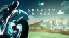 Gravity Rider: Space Bike Racing para Android download - Baixe Fácil