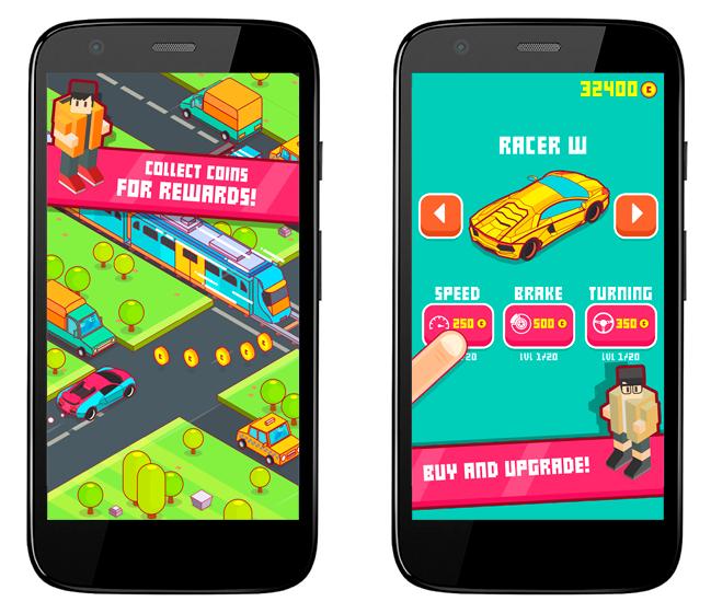 Baixar Speedy Car - Endless Rush de graça para Android