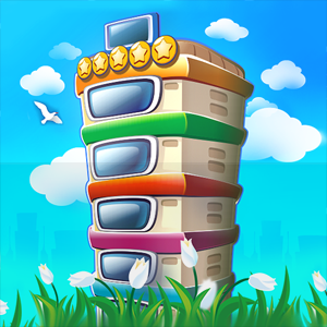 Baixar Pocket Tower: Building Game & Megapolis Kings para Android