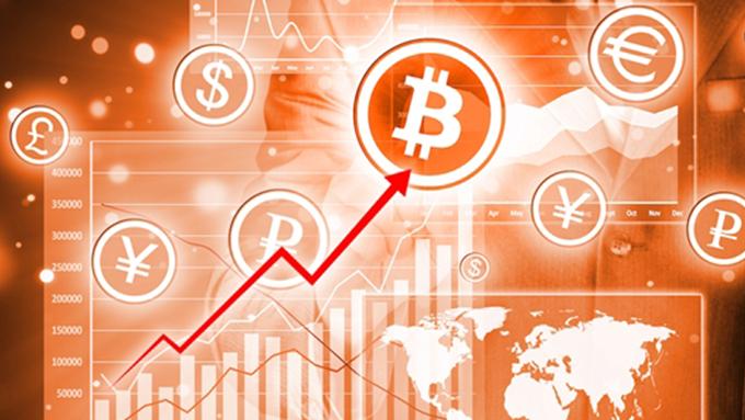 Bitcoin volta a subir de valor e chega a $14 bilhões