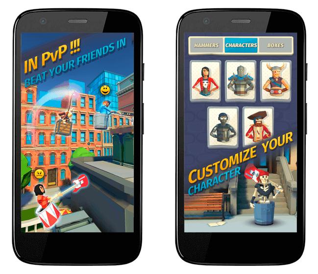 Baixar APK de Get over it PVP para Android de graça!