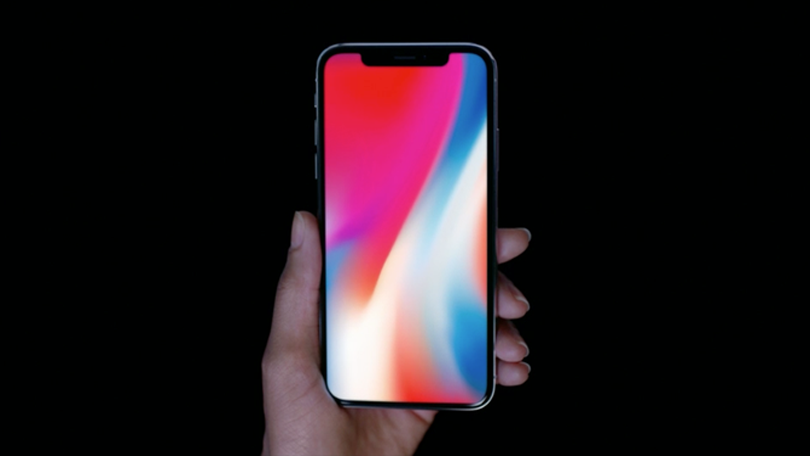 Apple apresenta o iPhone X