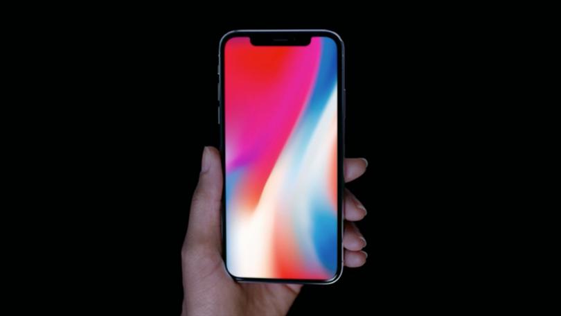 Apple apresenta o iPhone X