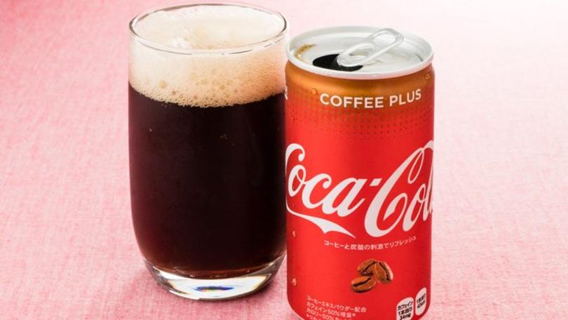 Coca-Cola sabor café é lançada no Japão