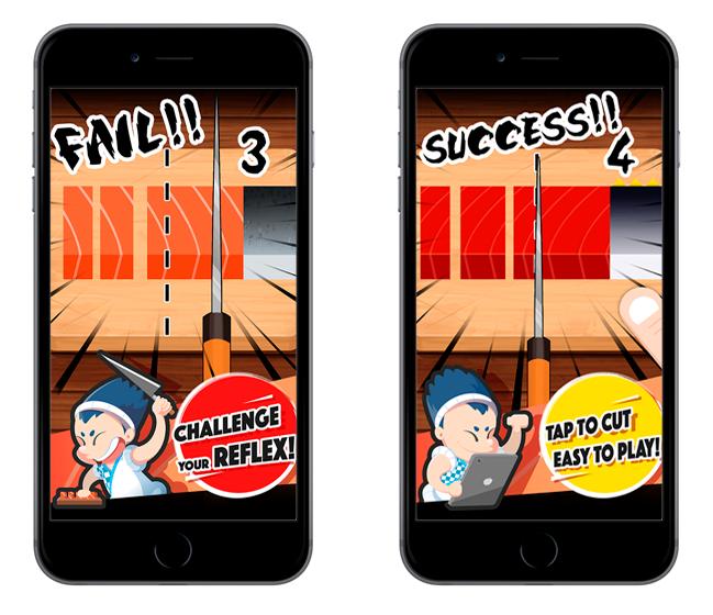 Baixar Cut the Sashimi de graça para iOS