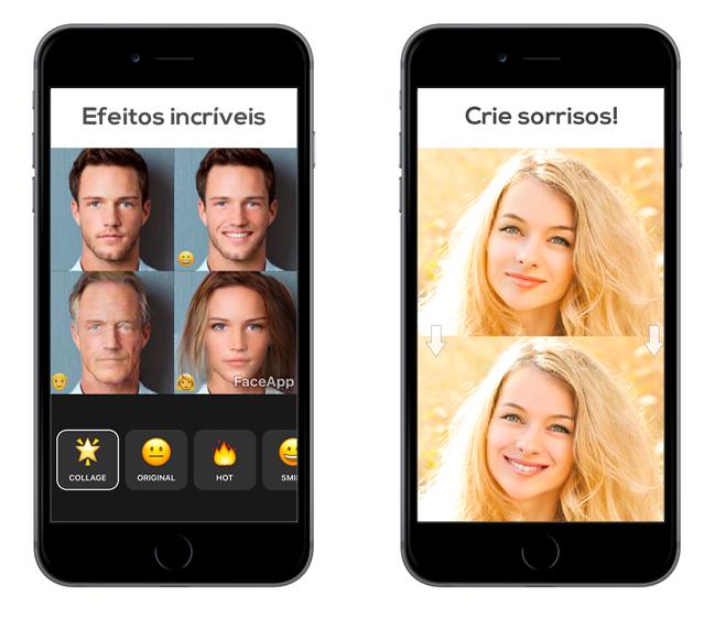 Baixe FaceApp para iOS de graça!