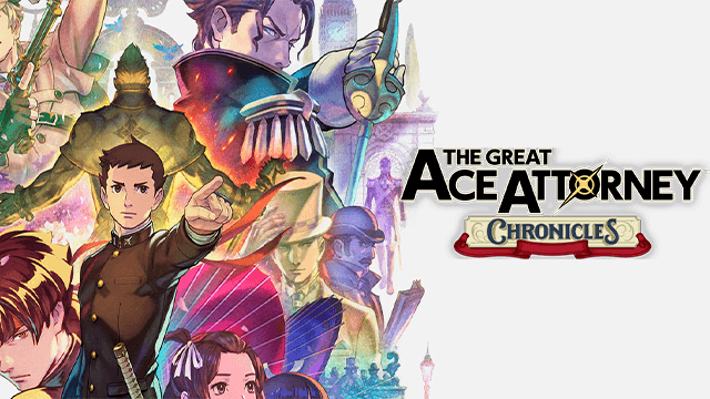 Baixar The Great Ace Attorney Chronicles para Windows