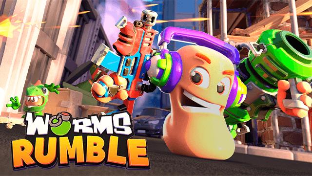 Baixar Worms Rumble para Windows