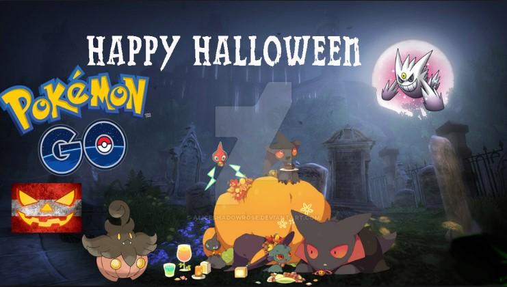 Pokémon Go vai comemorar o Dia das Bruxas nesse ano!