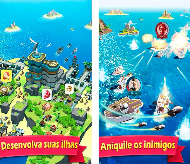 Donwload do jogo Sea game grátis