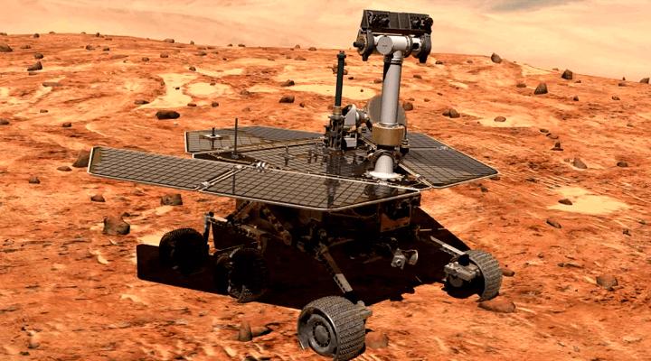 NASA perde contato com Opportunity