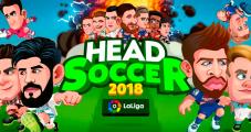 Head Soccer La Liga 2018 para iOS
