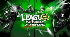 League of Stickman Zombie