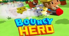 Bouncy Hero para iOS