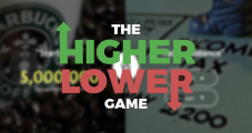 The Higher Lower Game para iOS