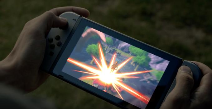 Nintendo anuncia o Nintendo Switch, seu novo console