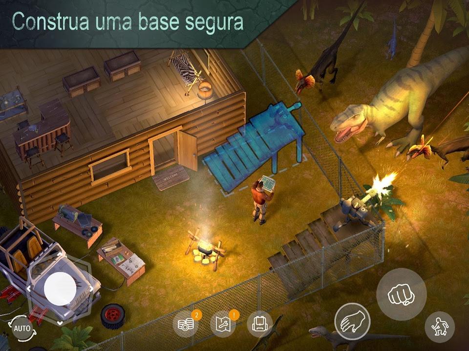 Donwload do jogo Jurassic Survival grátis