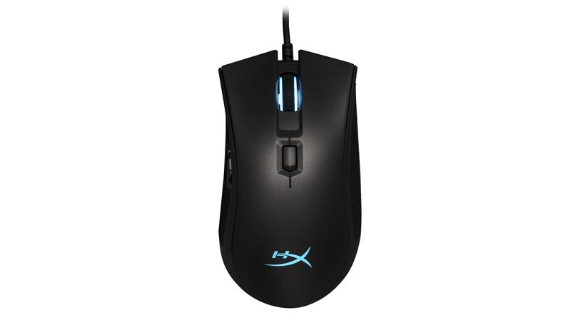 HyperX anuncia o mouse gamer Pulsefire FPS Pro com tecnologia RGB