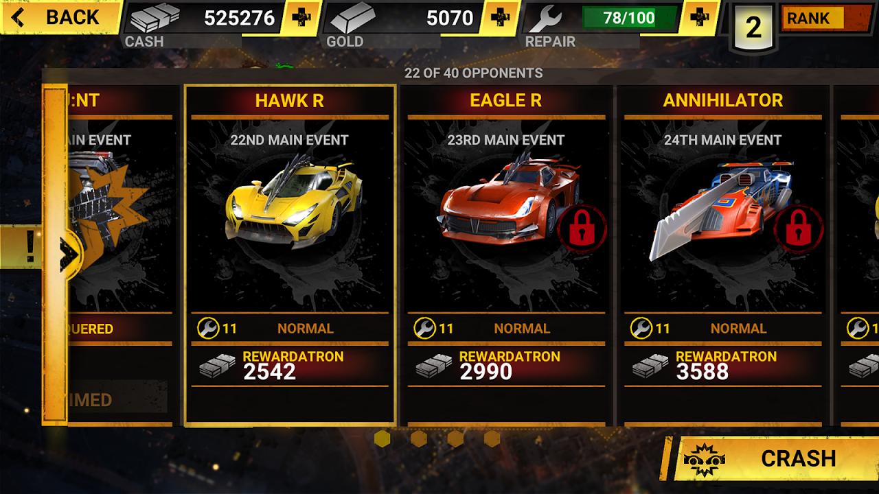 Donwload do jogo Carmageddon: Crashers grátis