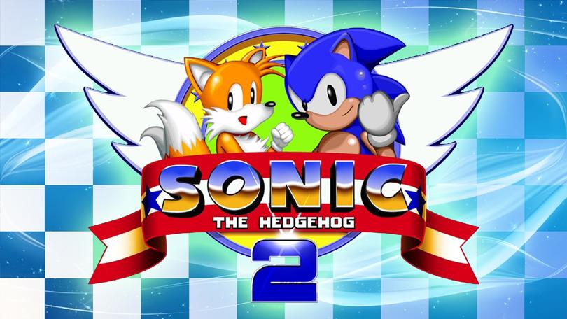 Sonic 2 é lançado para celulares