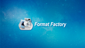 Baixar Format Factory para Windows