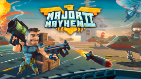 Baixar Major Mayhem 2 para Android