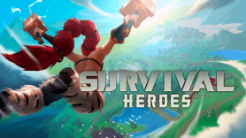 Baixar Survival Heroes - MOBA Battle Royale para Android