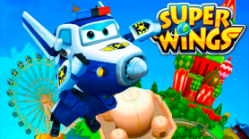 Baixar Super Wings : Jett Run para Android