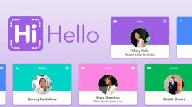 Baixar HiHello Contact Exchange para Android