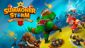 Baixar Summoner Storm: Wizard Kingdoms para Android