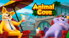 Baixar Animal Cove: Solve Puzzles & Design Your Island para Android